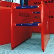 Allround Boxen: Verbausysteme A-Stellung