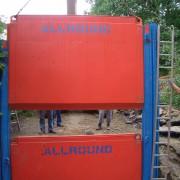 Allround Verbausysteme: Schachtverbau (2)