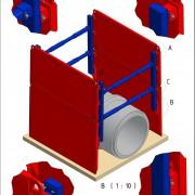 Multibox mit Aufstock160 und Hohen Durchgang